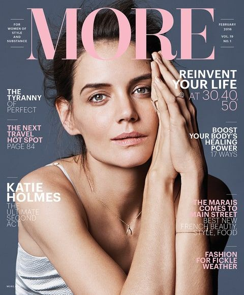 a6f889f5c Katie Holmes Talks Dating: 'I Don't Quite Feel Like a Woman'   Katie ...