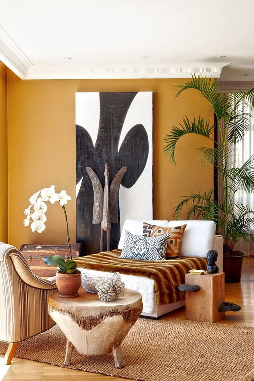 African Style Living Room Creative Modern Decor With Afrocentric African Style Ideas 29 In