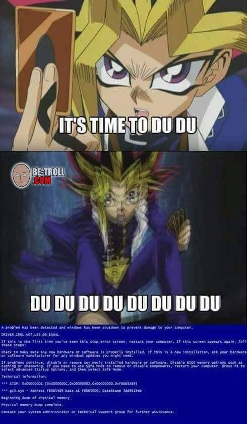 C'est l'heure du duel ! Yu-Gi-Oh ! est le 6ème univers