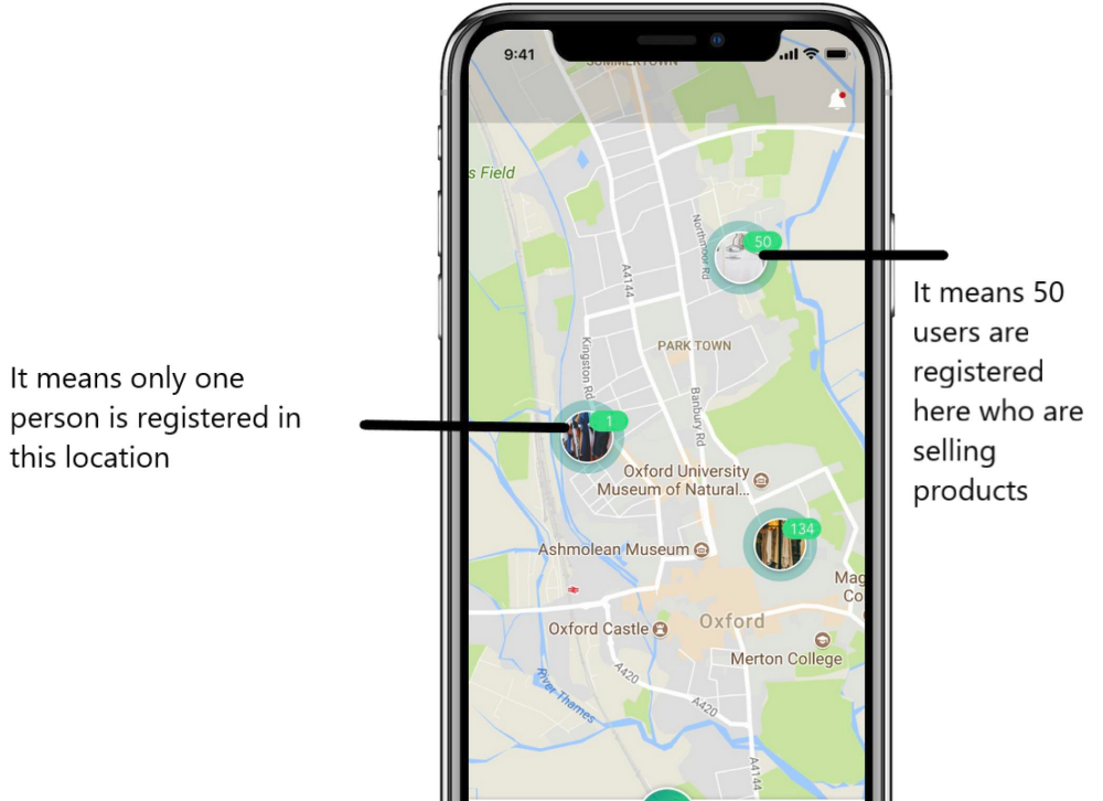 How to customize google maps marker icon in Flutter