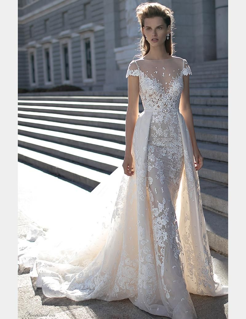 detachable wedding dresses Dress wedding