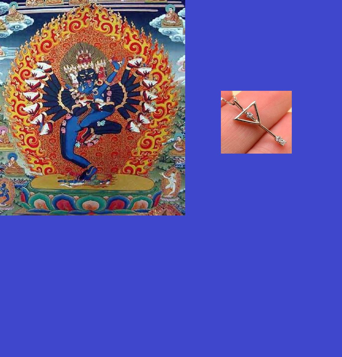 Custom Spirit Binding-Vajranairatmya Tantrik Dakini Relic