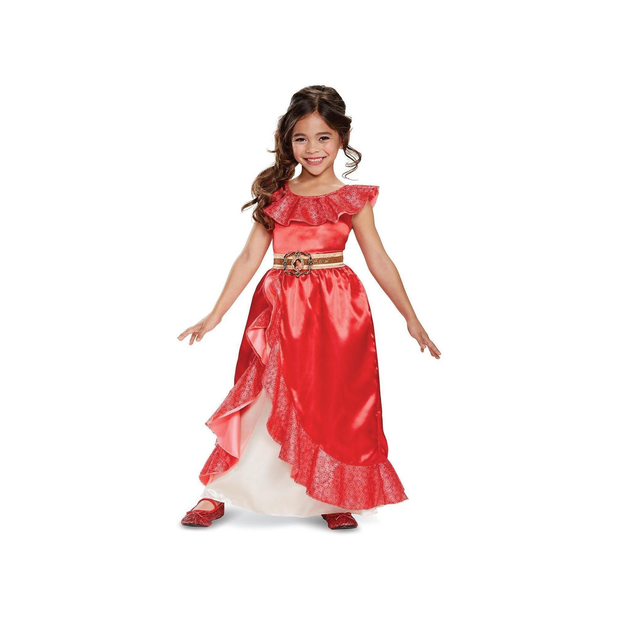Disguise Girlsu0027 Elena of Avalor Elena Deluxe Adventure Gown Costume - Toddler 3T-4T. Children CostumesHalloween CostumesTargetInfant ...  sc 1 st  Pinterest & Disguise Girlsu0027 Elena of Avalor Elena Deluxe Adventure Gown Costume ...