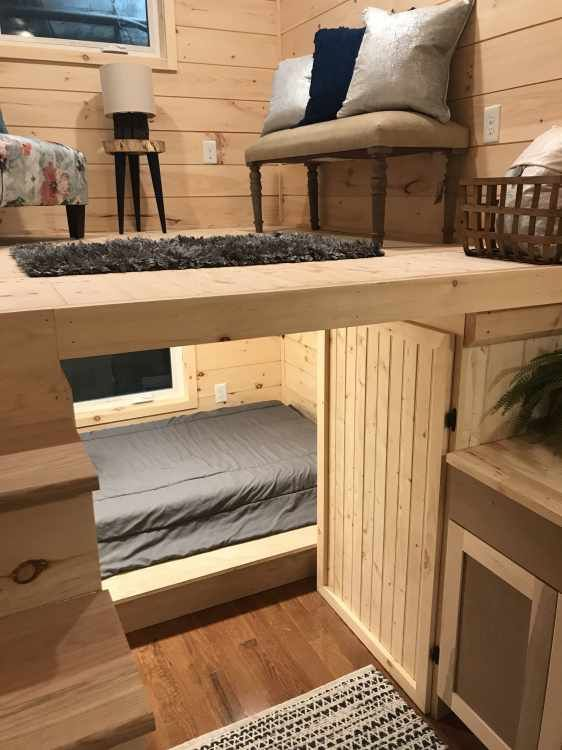Sweet Dream - Incredible Tiny Homes #tinyhome