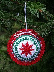 Ravelry: Ornament #2 pattern by Anne Halliday