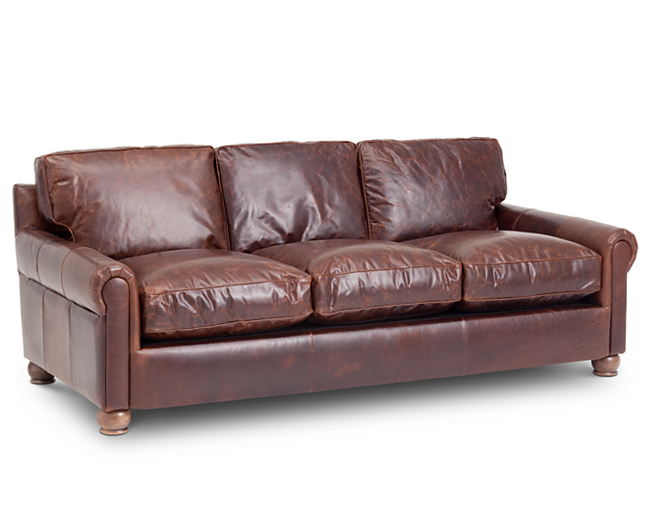Sofas Columbus Sofa Showcase Natural Leather