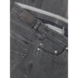 Photo of Übergröße : Eurex, Authentische High-Stretch Jeans in Grau für Herren Brax