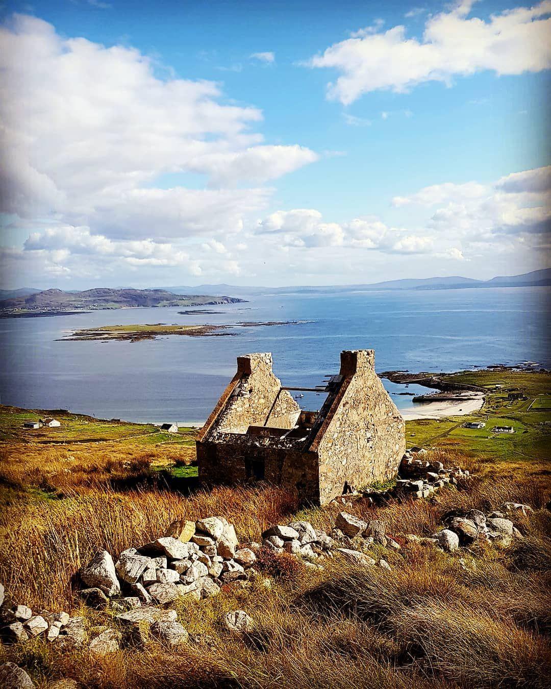 Arranmore Island Co Donegal Arranmorehostel Arranmoreisland Ireland Donegal Wildatlanticway Beautifuldestina Beautiful Destinations Solo Travel Island
