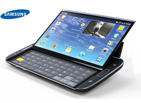 Samsung Galaxy NxT Phablet Concept