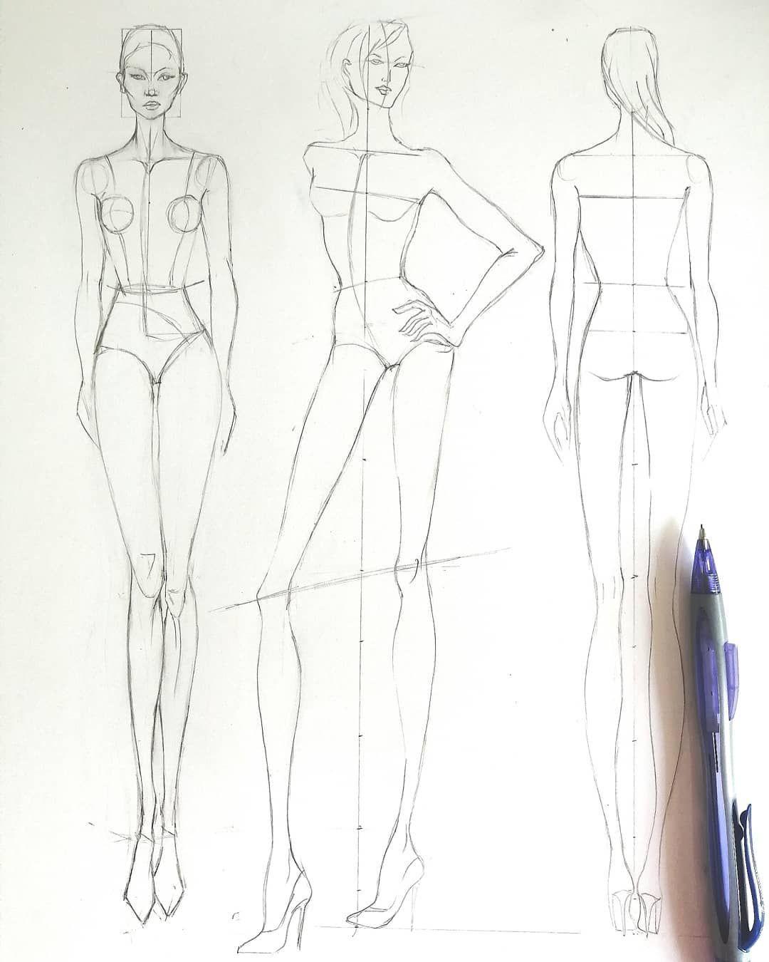 Practising Fashion Croquis Today Fashionsketching Fashionillust Fashion Illustration Poses Fashion Figure Drawing Fashion Illustrations Techniques