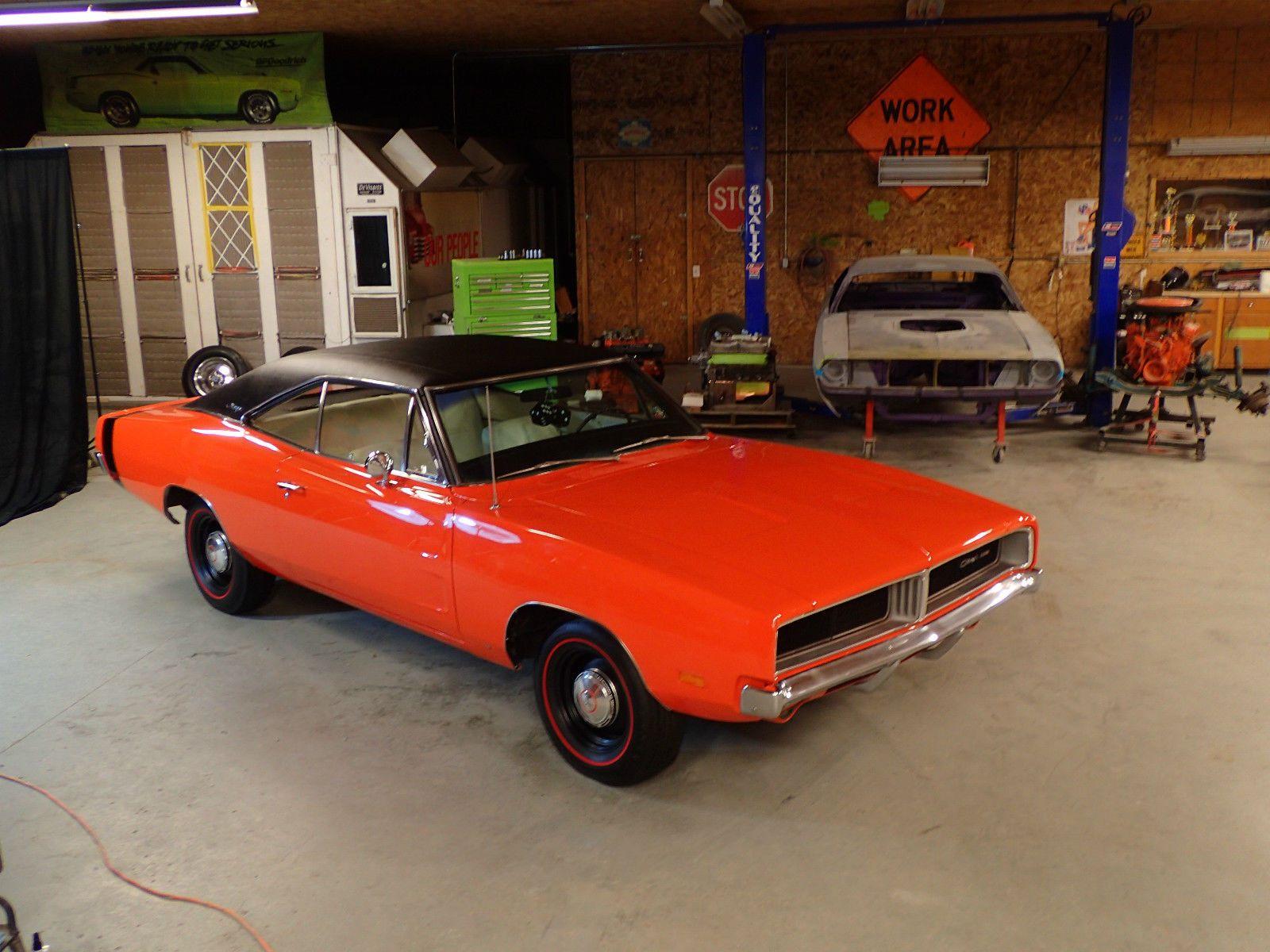 1969 Dodge Charger 2 Door