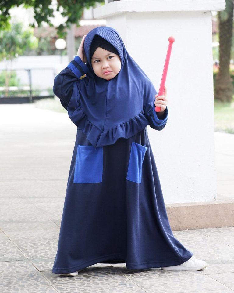 Model Baju Gamis Syari Anak Gaun Bayi Perempuan Model Pakaian Anak Anak Baju Anak