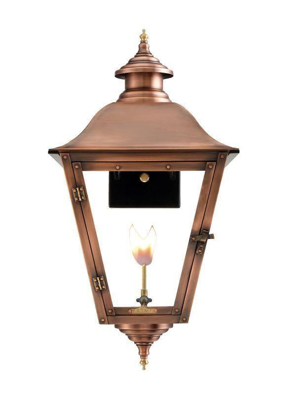 Primo Lanterns Jl 27g Copper Lantern Outdoor Walls Copper Outdoor Lighting