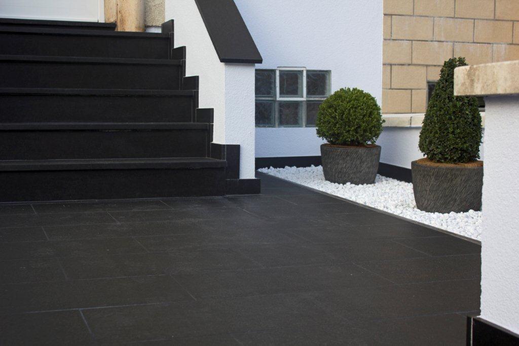rev tement de sol et escalier ext rieur centre marbres amenagement stairs et home decor. Black Bedroom Furniture Sets. Home Design Ideas