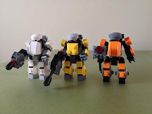Chub Color Testing Lego Minis Pinterest Lego Lego Creations