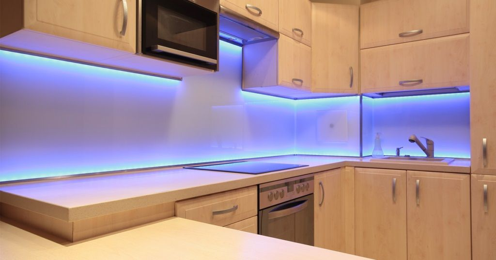 Functional Kitchen Lighting Ideas | Kitchen under cabinet ...