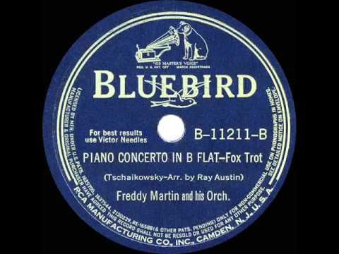 1941 HITS ARCHIVE: Piano Concerto In B Flat (Tonight We Love) - Freddy M...