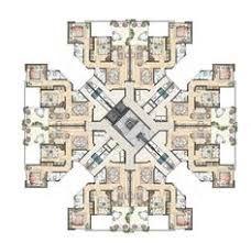Image Result For High Rise Residential Floor Plan