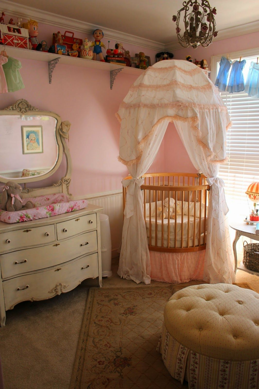 Best An Old Fashioned Nursery For A Modern Day Princess 400 x 300