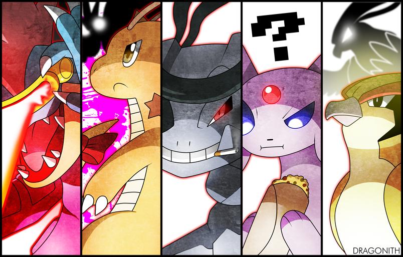 Battle Cuts - Twitch Plays Pokemon: Crystal by Dragonith