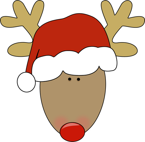 Santa in his sleigh and his reindeer clipart. Commercial use GIF, JPG, PNG,  EPS, SVG, PDF clipart # 380551 | Graphics Factory
