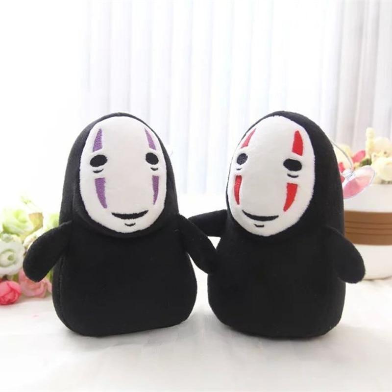 Studio Ghibli Spirtied Away Faceless Man No Face Resin Key Chain Pendant