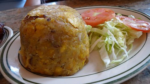 How To Make Mofongo Recipe Food Easy Mofongo Recipe Mofongo Recipe