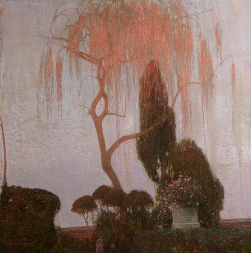 Cacaotree, Аrquà Petrarca, 1907 Guido Marussig