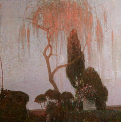 Cacaotree, Аrquà Petrarca, 1907 Guido Marussig
