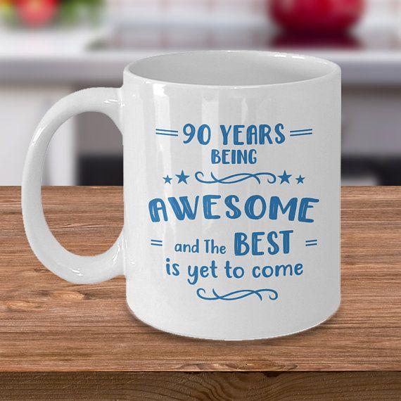 90th Birthday Gift Ideas