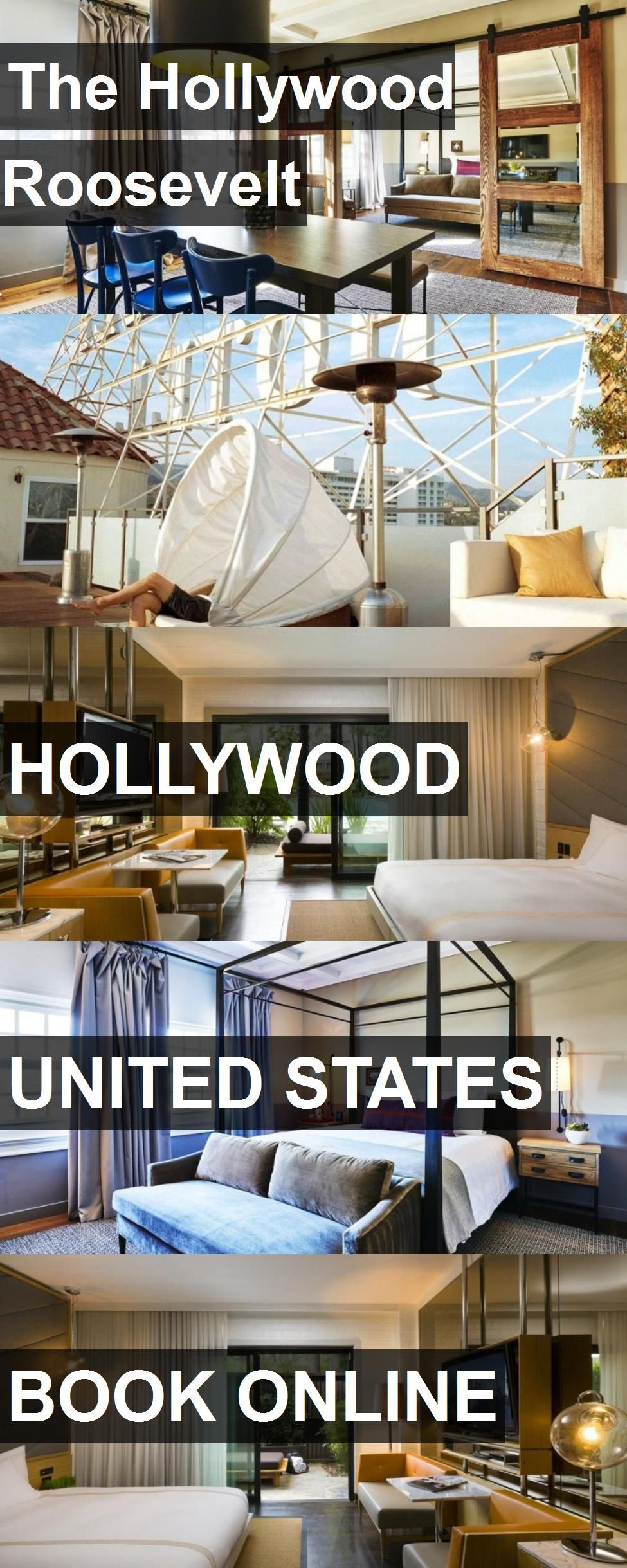 Hotel The Hollywood Roosevelt In Hollywood, United States