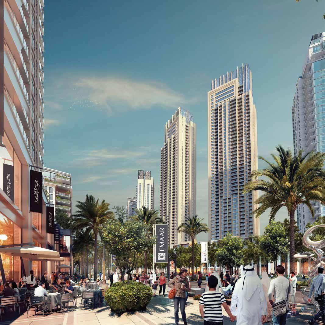 Luxury Apartments For Sale In Dubai Creek Harbour ...