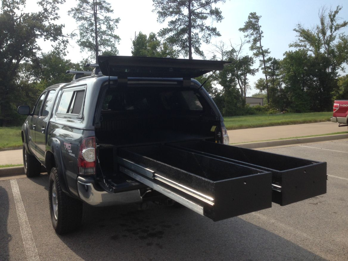 Completed Truck bed, Travel trailer living, Truck bed