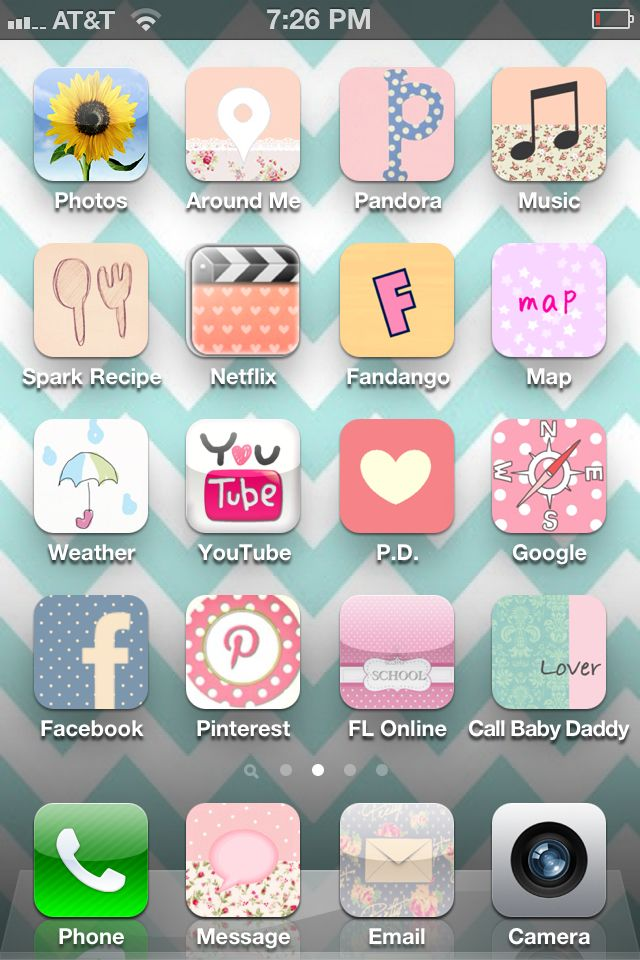 Pretty app icons using the CocoPPA app | Obsessed With Right