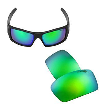 f4da4b18a1 Walleva Replacement Lenses for Oakley Gascan Sunglasses – 21 Options  Available Review