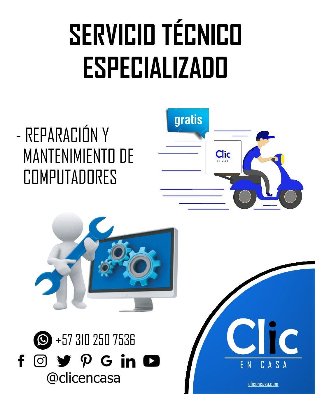 Servicio Tecnico Especializado Reparacion Y Mantenimiento De