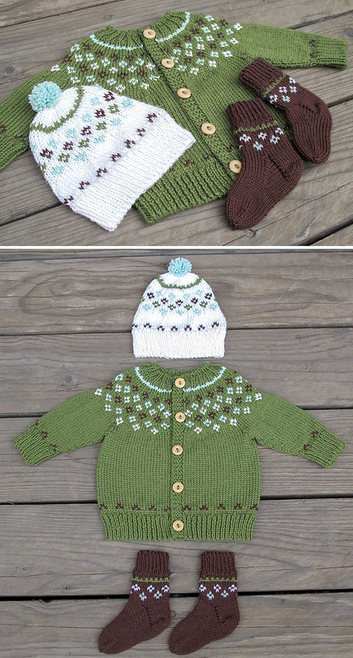 Photo of First Snow – Free Pattern
