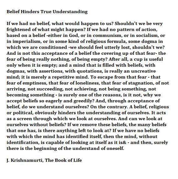 Jiddu Krishnamurti Quotable Quotes Jiddu Krishnamurti Inspirational Quotes