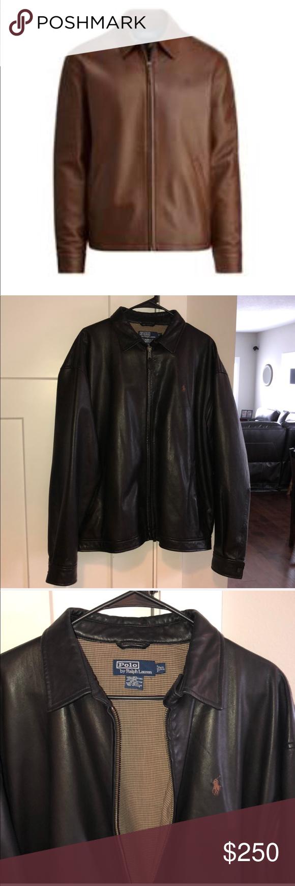 Ralph Lauren Lambskin Leather Jacket Leather Jacket Lambskin Leather Jacket Lambskin Leather [ 1740 x 580 Pixel ]