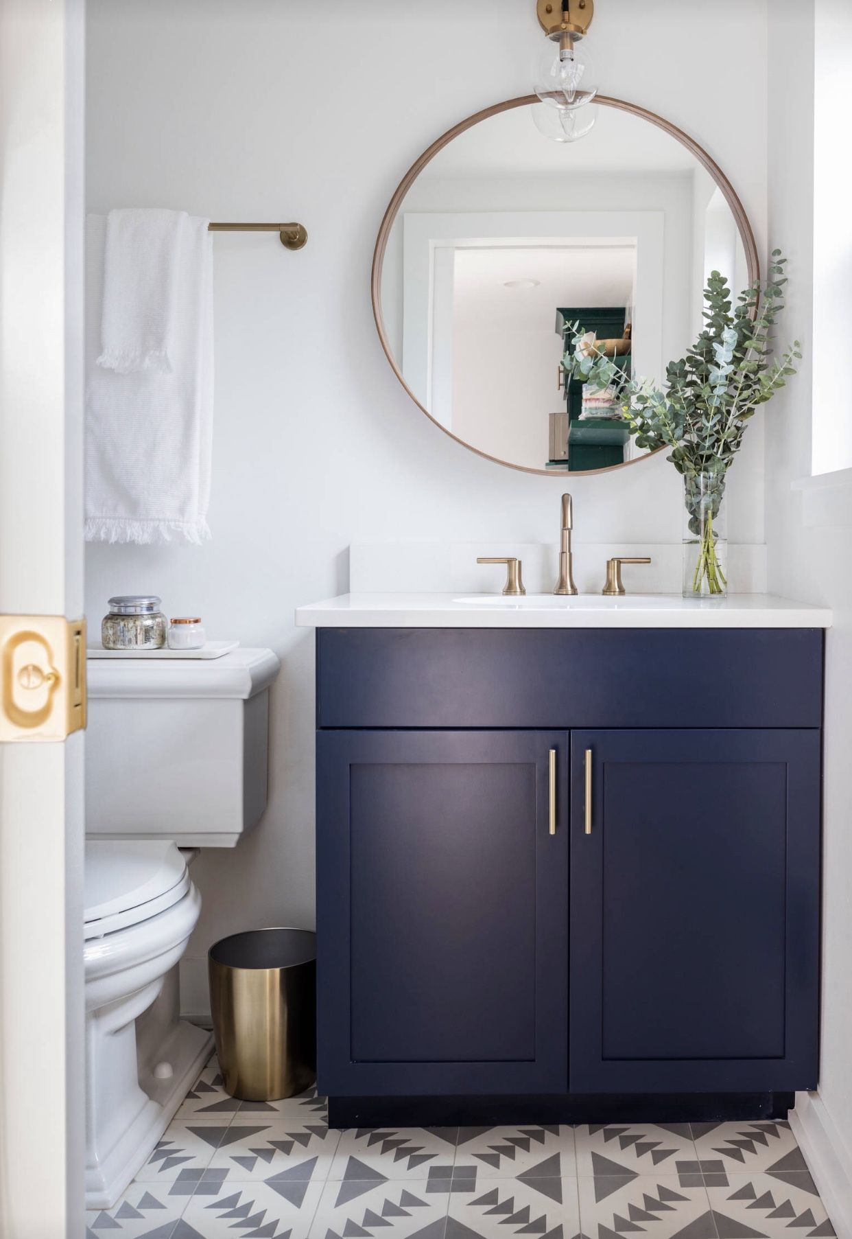 SMALL BATHROOM DESIGN IDEAS - THE LIFESTYLE LOFT
