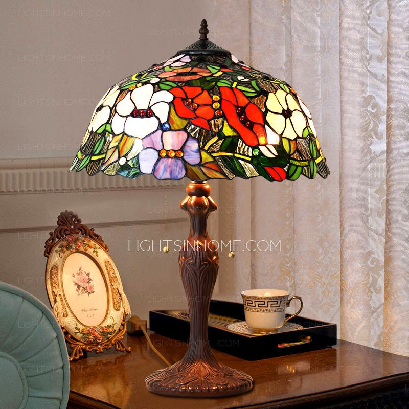 Lamparas Color Glass Led Table Lamp Hand Made Tiffany Desk: Resultado De Imagen Para Stained Glass Lamp Pattern