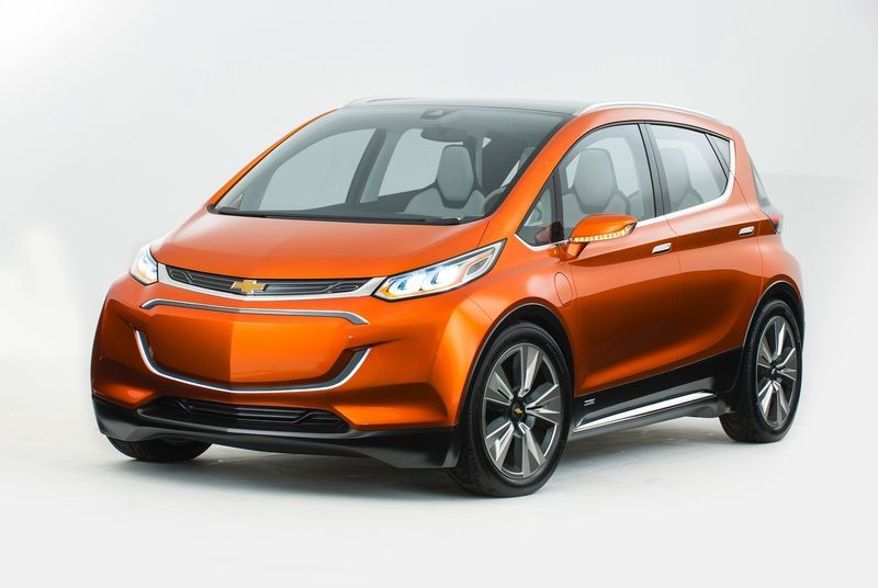 Chevrolet Bolt To Be Unveiled At Ces In January At The La Auto