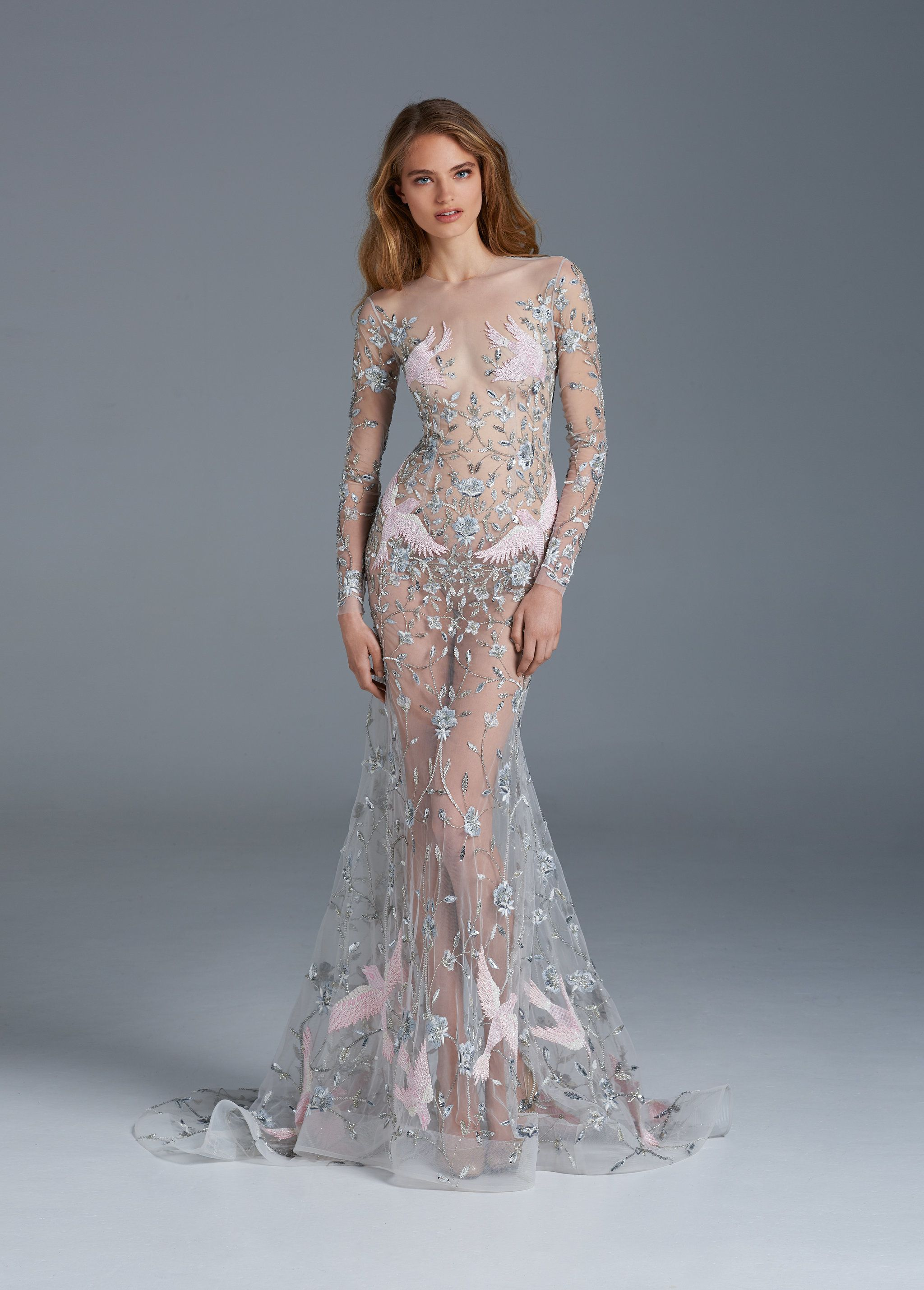 The Internet Is Freaking Out Over These Breathtaking Naked Dresses ...