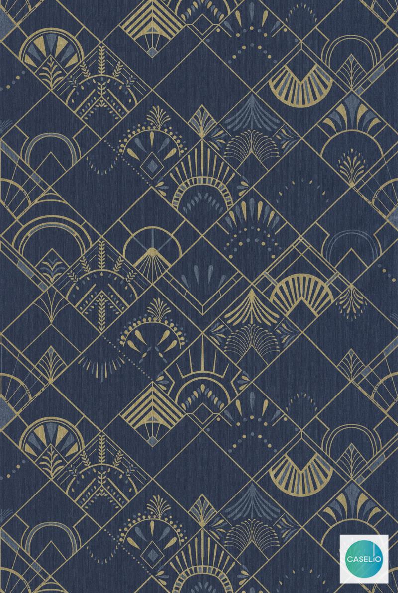 Caselio Utopia6 Srl アールデコパターン テキスタイル デザイン 和柄 壁紙