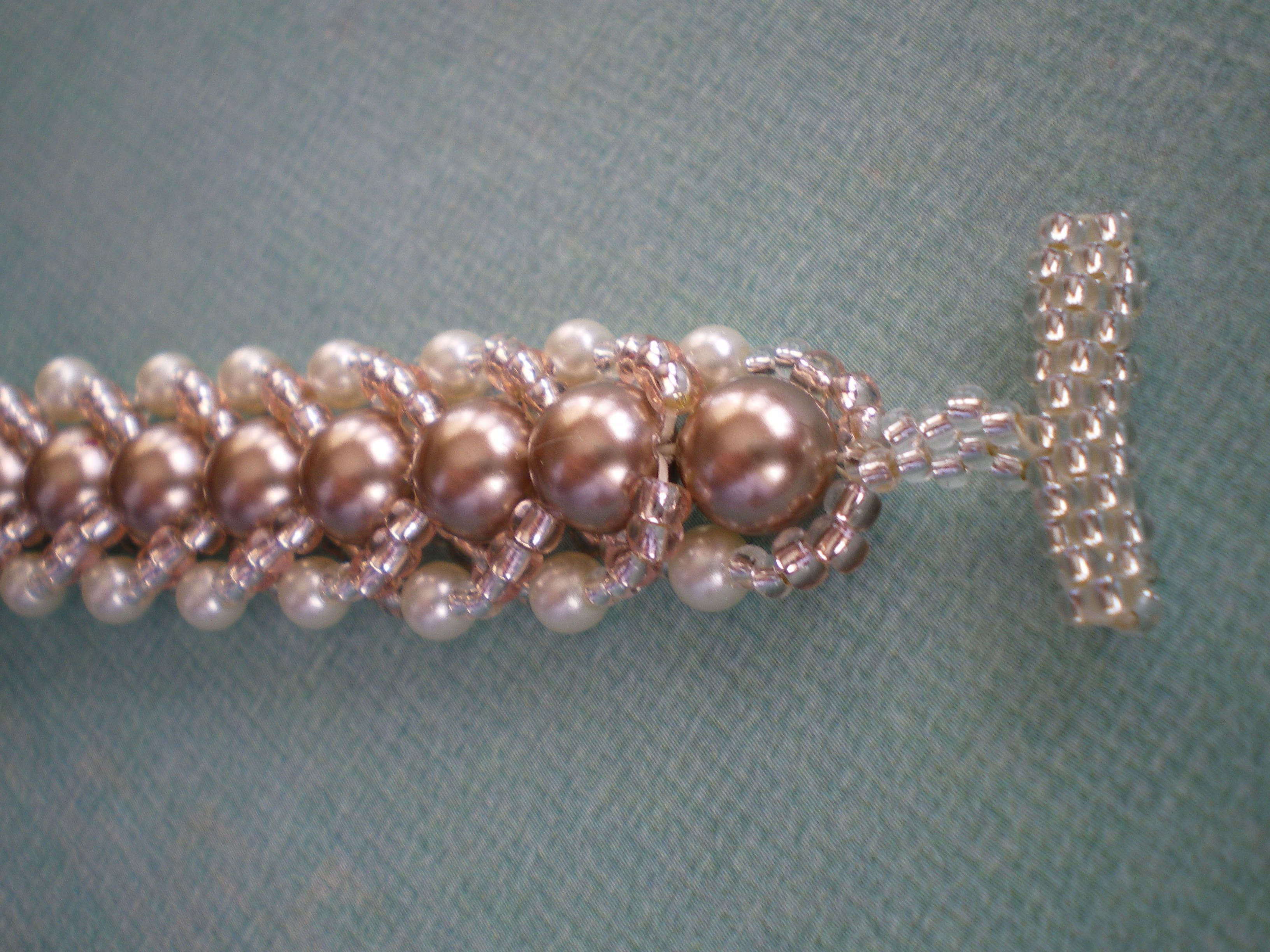 Easy beaded bracelet projects and tutorials beaded jewelry designs