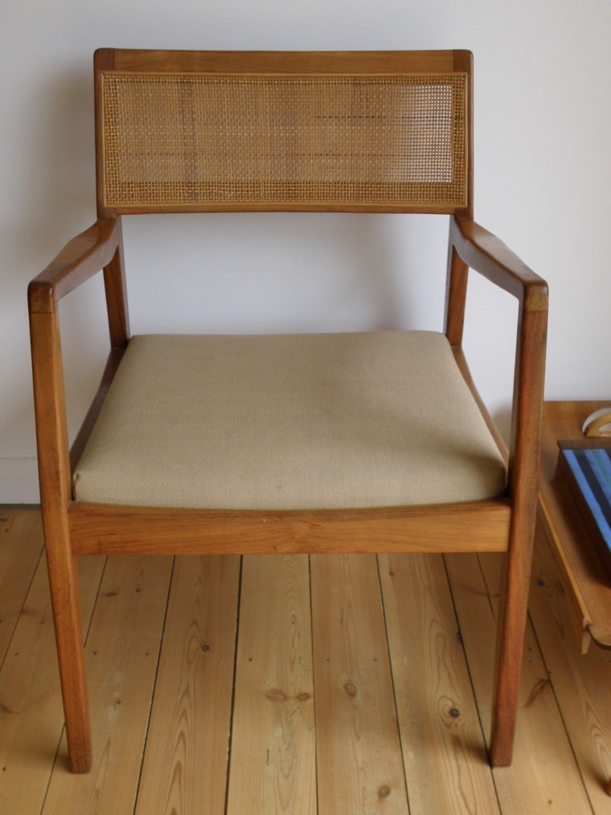 C140 chair by Jens Risom for Jens Risom Design Limited c1960
