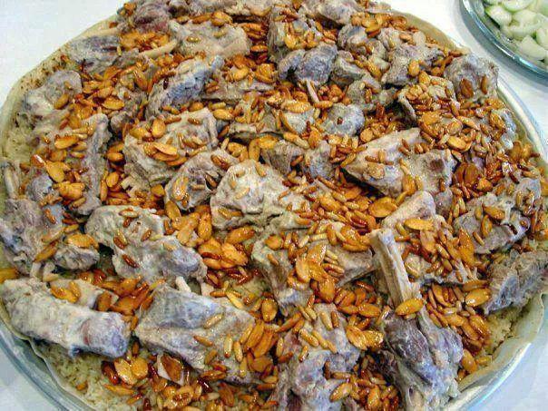 Mansaf Mansaf Lebanese Recipes Food
