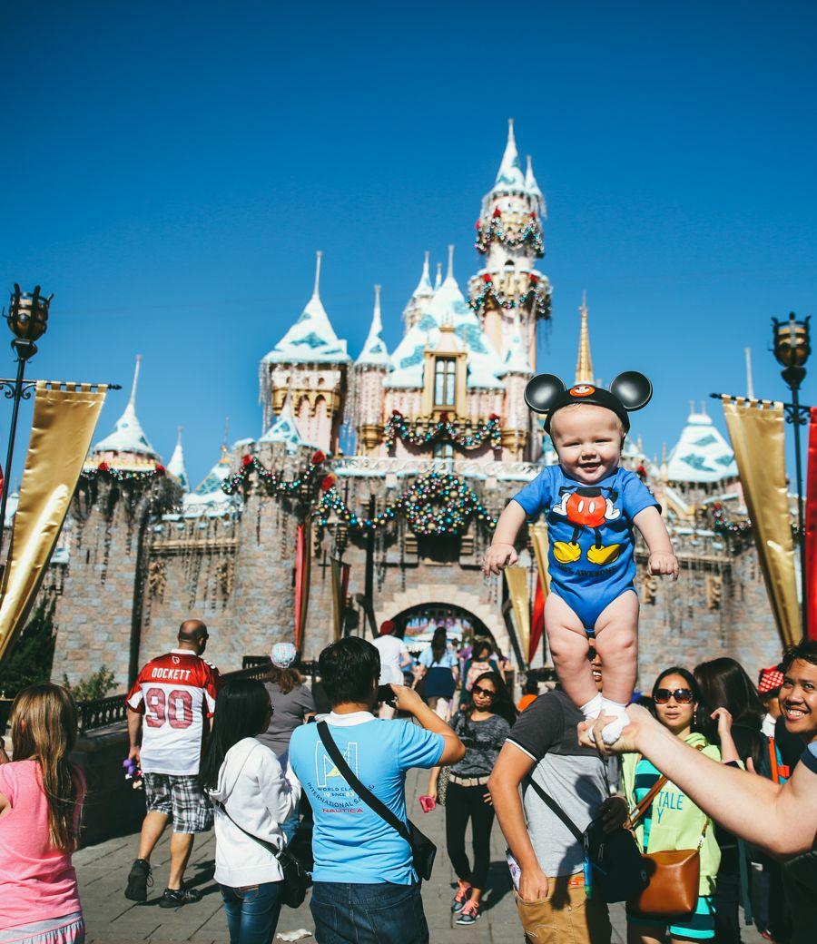 Disneyland Familles Id