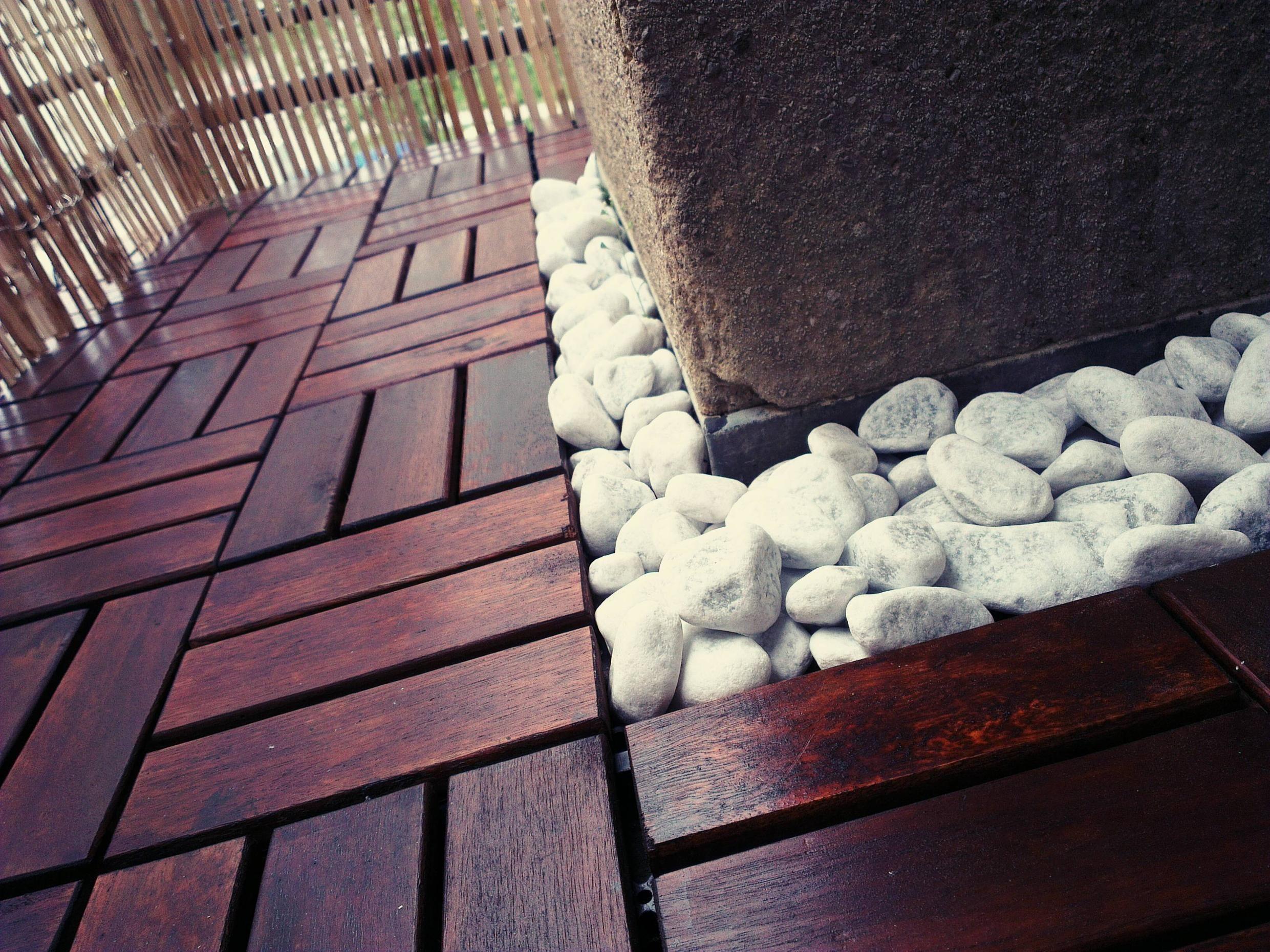 Balcony Condo Decor