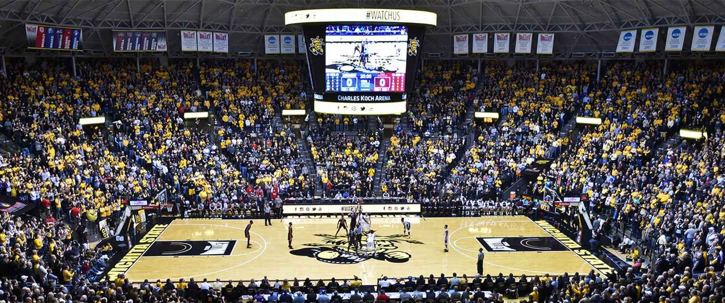 Get a summary of the memphis tigers vs wichita state